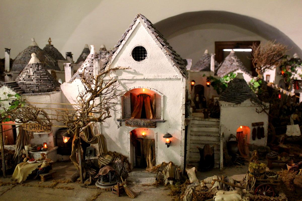Museo del territorio Alberobello Włochy