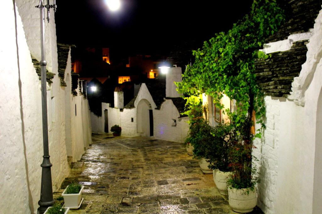 Włochy Alberobello