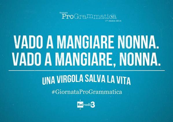 interpunkcja język włoski
