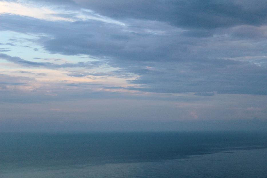 vieste apulia morze włochy