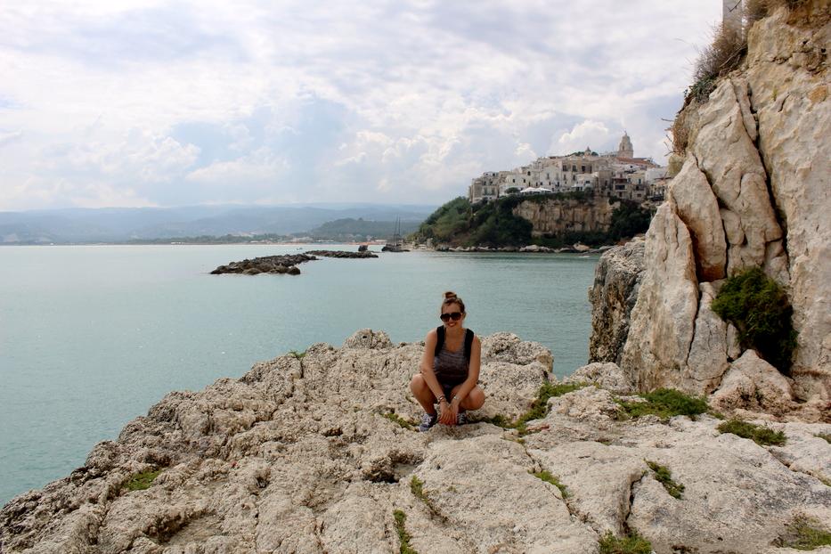Vieste Gargano Włochy Apulia