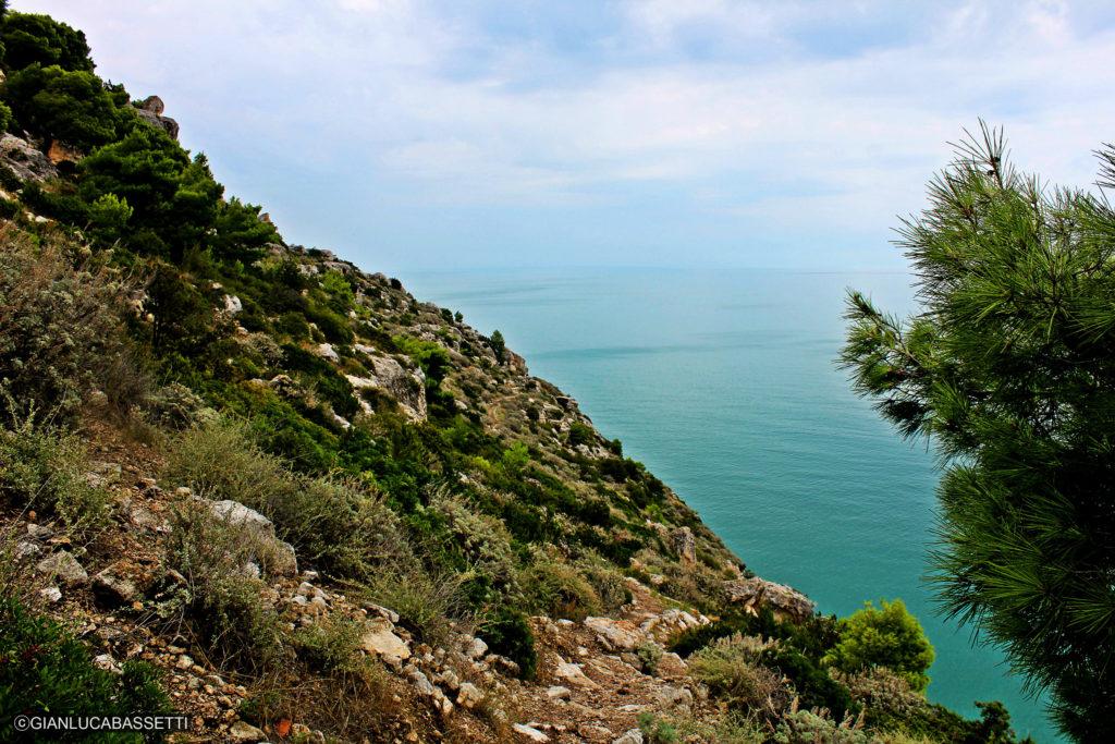 Apulia Morze Góry Gargano