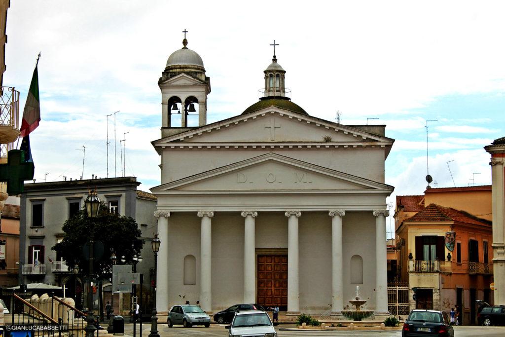 co zobaczyć Foggia Apulia Włochy kościół