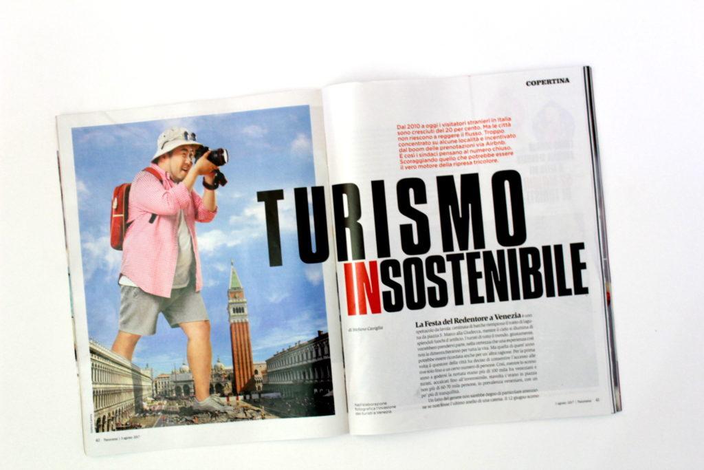 włoskie czasopismo panorama