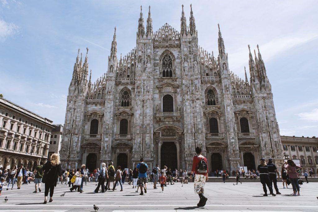 włoskie aktualności porwanie modelki