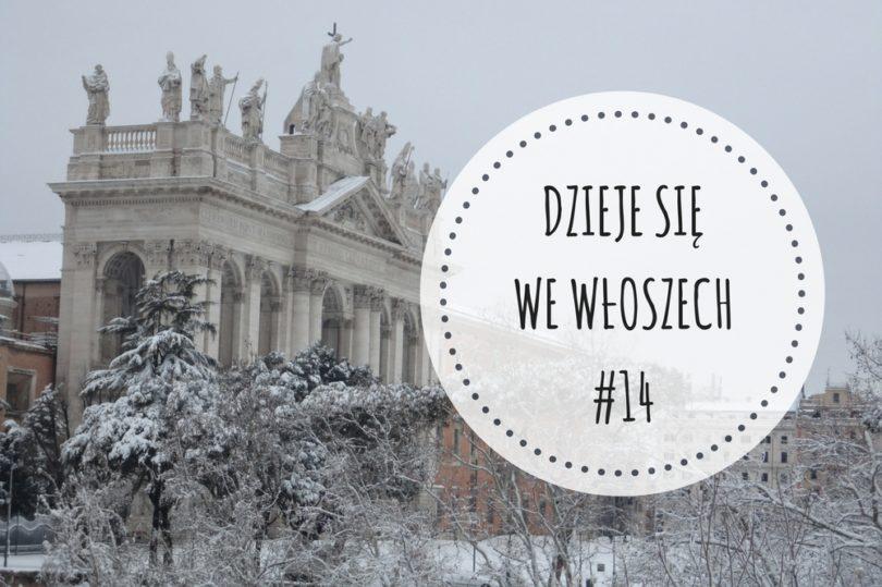 Śnieg w Rzymie Dzieje się we Włoszech 14