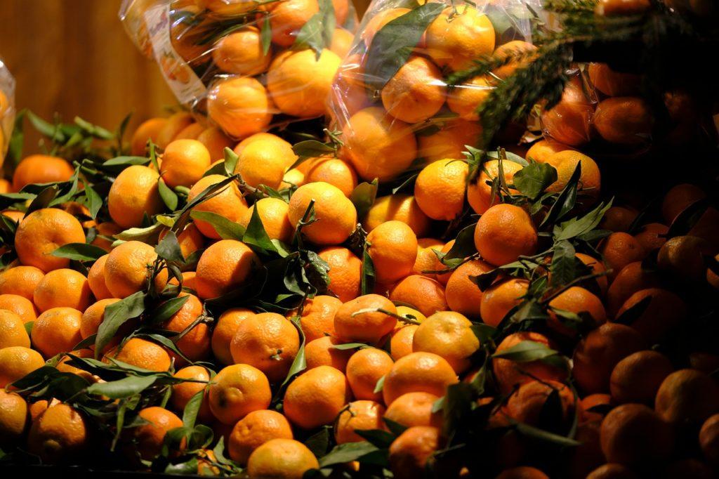 więcej pomarańczy w napojach