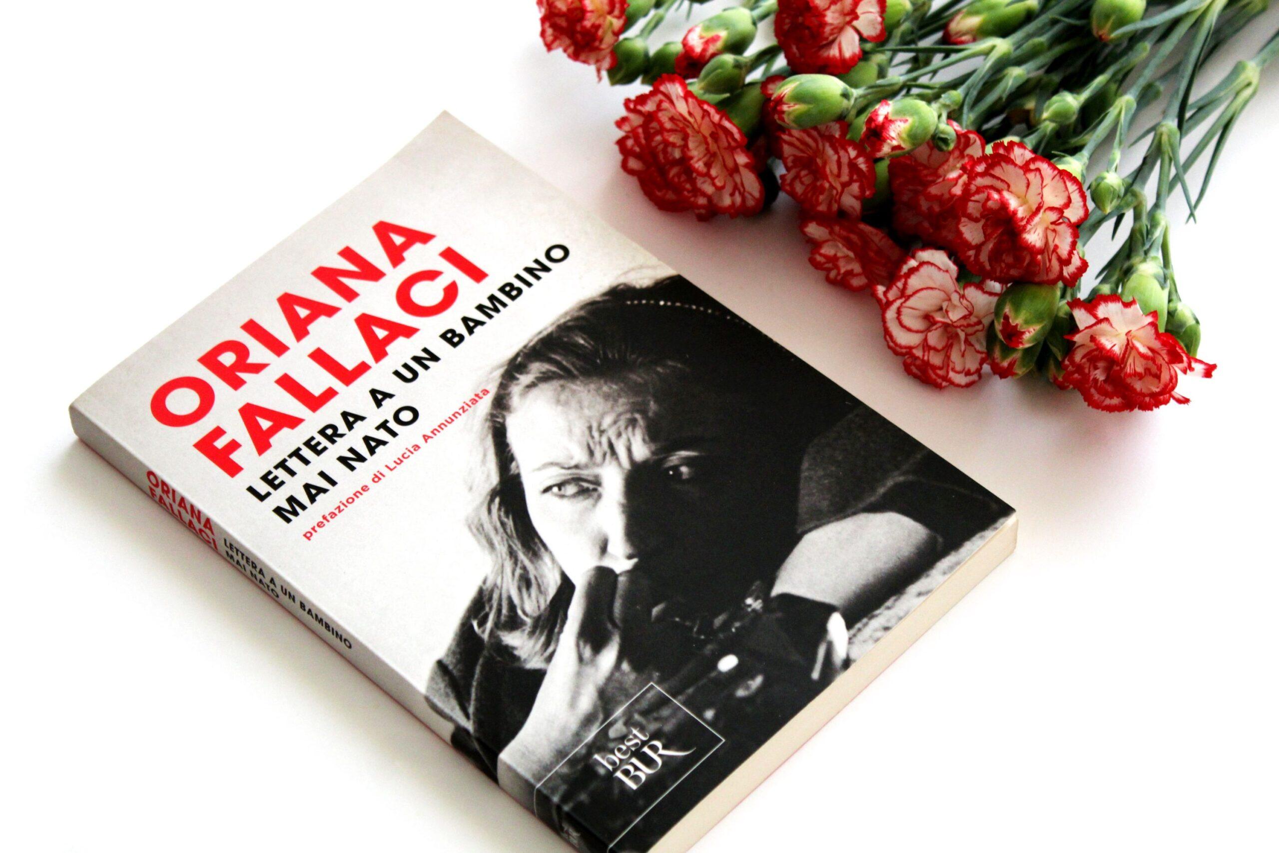 List do nienarodzonego dziecka Oriana Fallaci Recenzja