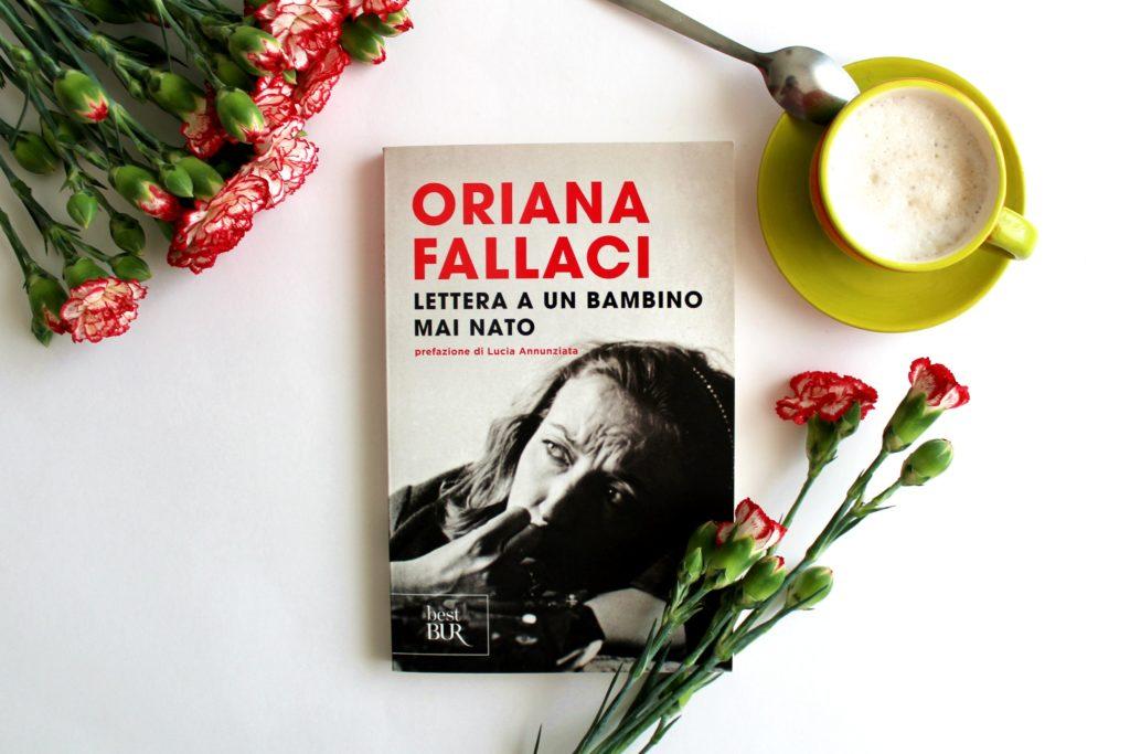Lettera a un bambino mai nato Oriana Fallaci recenzja