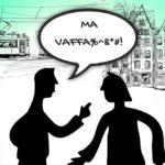 przekleństwa i wulgaryzmy w języku włoskim vaffanculo