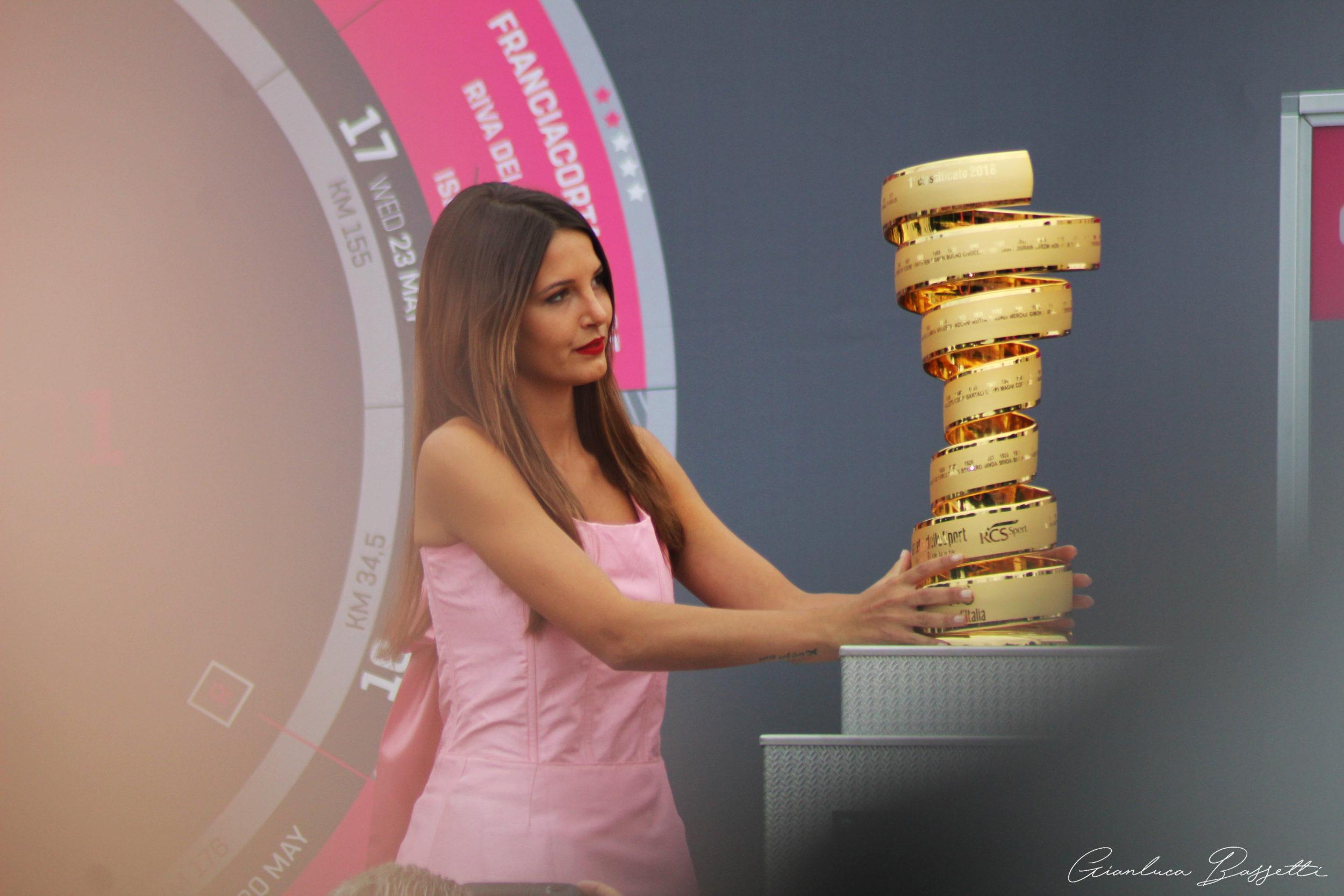 trofeum giro d'italia w asyżu 2018