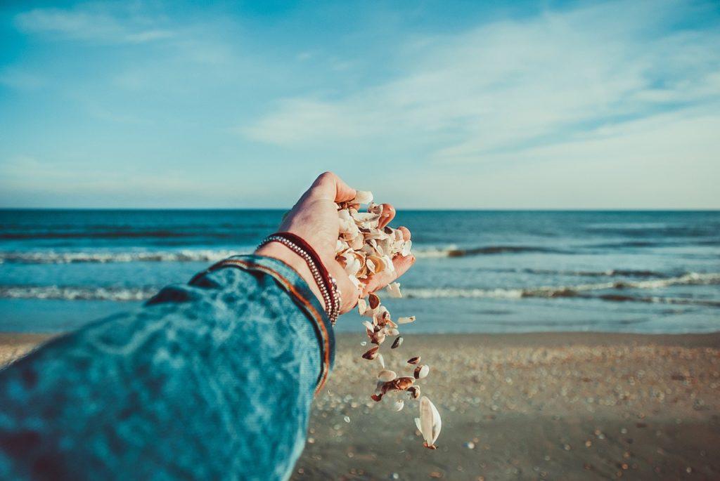 mandat za kradzież piasku sardynia