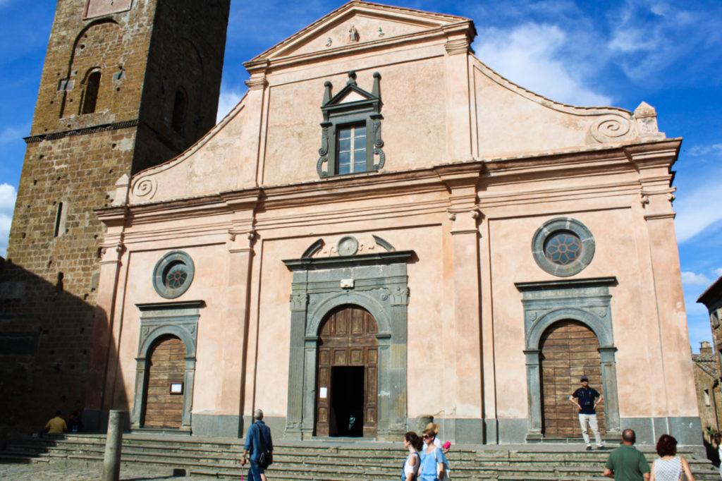 Kościół San Donato Civita di Bagnoregio
