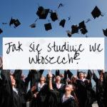 Jak się studiuje we Włoszech - okładka do wpisu na blog